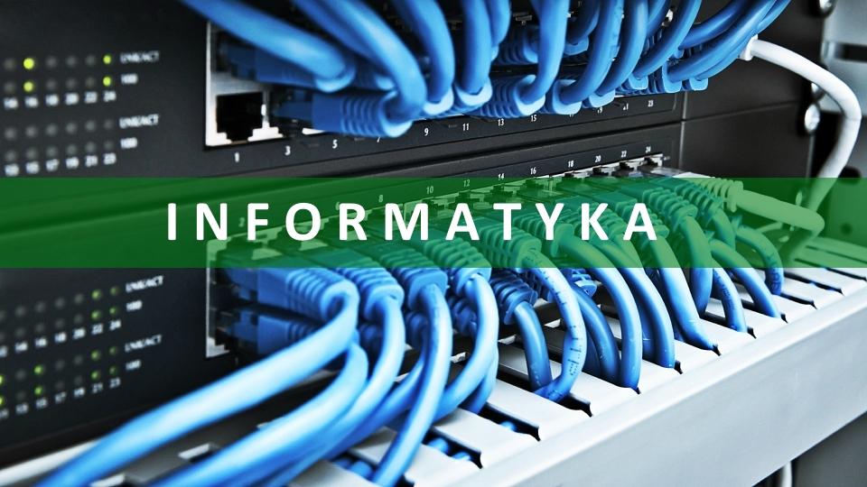 Informatyka - Sprzęt i Oprogramowanie